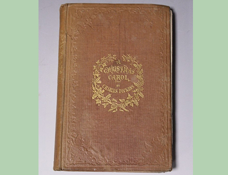 Auction house holds great expectations for sale of Dickens first editions