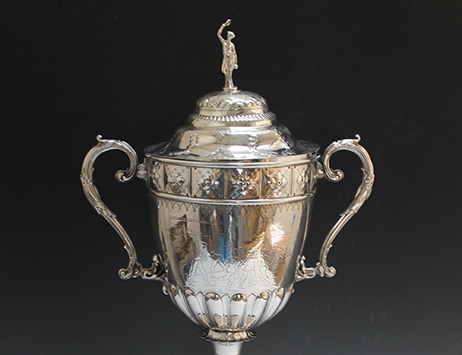 £7k silver football trophy and £2k Behnes' sketches among highlights at our Fine Art & Antique Auction