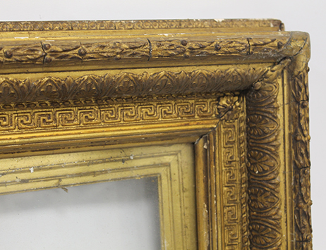 Antique picture frames, Engravings and prints
