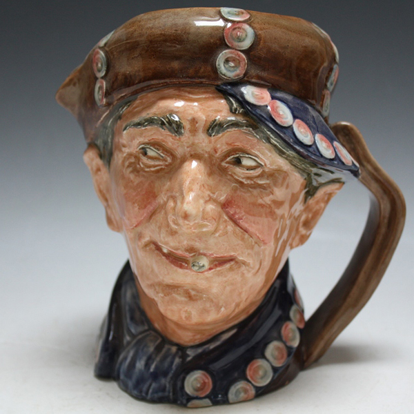 'Famous faces' among lots to go under the hammer in Specialist Ceramic Sale next week…