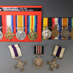 Four rare Gallantry medals set to sell at Midlands auction house this November