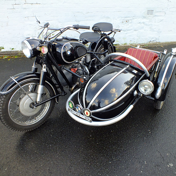 Collection of vintage motorcycles expected to fetch over £50k at auction