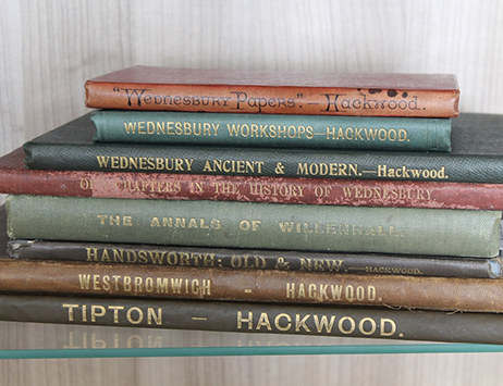 Important collection of Black Country author F.W. Hackwood's books up for auction