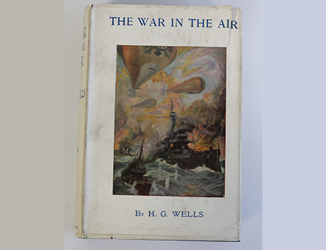 Rare first edition H.G. Wells novels expected to bring in the bids at December auction