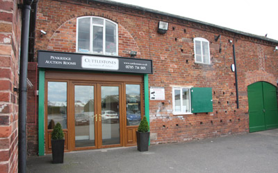 Penkridge Auction Rooms